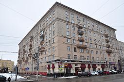 Серия домов Сталинка