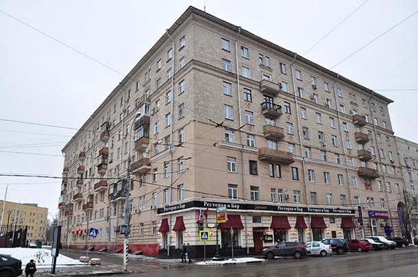 Остекление Сталинка