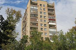 Серия домов Большая вулыха
